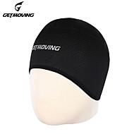 Kypäräpipo Pyöräilypipo Hatut Skull Caps Bandanat Hattu PyöräPidä lämpimänä Tuulenkestävä Anatominen tyyli Ultraviolettisäteilyn kestävä