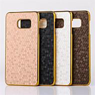 Mert Samsung Galaxy tok Galvanizálás Case Hátlap Case Mértani formák PC SamsungS7 edge plus / S7 edge / S7 / S6 edge plus / S6 edge / S6