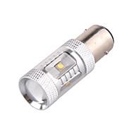 YOBO 1157-6DT-CREE*6PCS LED Car Cold White 620-640LM 7000-7500K  Light Bulb Lamp  for Car Brake Light (DC12V-24V)