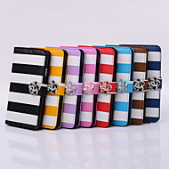 Following From Matching Color Stripe Mobile Phone Sets for Samsung Galaxy S5/S4/S3/S5mini/S4mini/S3mini