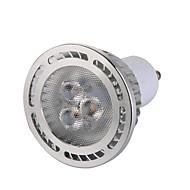 GU10 5 W 3 x 3030 SMD 450 LM Warm White / Cool White LED High Bright Spot Lights AC 85-265 V