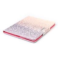 ειδική σχεδίαση καινοτομία περίπτωση folio pu δέρμα έγχρωμο σχέδιο ή υπόδειγμα θήκη για iPad / 2/3/4