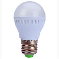 1 st e26 / E27 3 v 9 smd 300 lm varmvit / kallvit ledde världen lampor ac 100-240 v