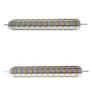 R7S 15W 1500LM 72-SMD 5050 LED Light Horizon Plug Light White (6000-6500K) Lighting Decoration (Assorted-color)