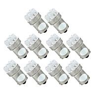 10 1156 382 1093 BA15s P21W hvit 9 LED halen stopp parkering lyspære lampe