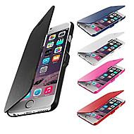 vormor® mat dizajn magnetska kopča cijelog tijela slučaj za iPhone 4/5 / 5s / 5c / 6 / 6s / 6plus / 6splus