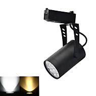 1 pieza jiawen 7 W 3 LED de Alta Potencia 560-600LM LM Blanco Cálido / Blanco Fresco Decorativa Luces de Rail AC 85-265 V