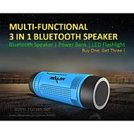 ομιλητής bluetooth / φορητή τράπεζα δύναμης / LED / κλήση απάντησης / tf στερεοφωνικό 5 σε 1