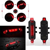Eclairage de VeloLanternes & Lampes de tente / Eclairage de Vélo / bicyclette / Rear Bike Light / Eclairage sécurité vélo / Ecarteur de
