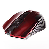 Wireless Mouse Optical Mouse 2.4GHz 1600DPI  5 keys Design Multiple Colors