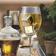 fødevarekvalitet SUS304 rustfrit stål frossen is sten til bar vin 1pc