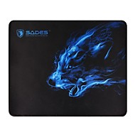 SADES Gaming Gamer Show Mouse Pad High Sensitivity Waterproof (30*25*0.3cm)