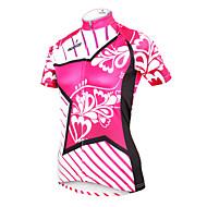 tops ( Azul ) - de Fitness / Esportes Relaxantes / Ciclismo / Trilha / Sertão / Triathlon / Corrida - Mulheres -Respirável / Resistente