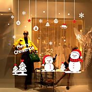 Weihnachten / Stillleben / Mode / Geschichte / Feiertage / Landschaft / Formen Wand-Sticker Flugzeug-Wand Sticker,VINYL 76*75CM