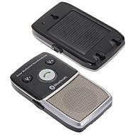 bil soldrevne Bluetooth 2.1 højttaler højttalertelefon håndfri til mobiltelefon