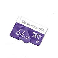64GB Clase 10 MicroSD/MicroSDHC/MicroSDXC/TFMax Read Speed10 (MB/S)Max Write Speed10 (MB/S)
