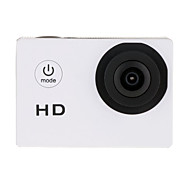 EOSCN A8 Actiecamera / Sportcamera 5MP / 2MP / 3MP 640 x 480 Waterbestendig / Kantelbaar LCD- 1.5 CMOS 32 GB Enkele opname / Burstmodus30