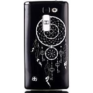 Varten LG kotelo Kuvio Etui Takakuori Etui Unisieppari Pehmeä TPU LG LG Leon / LG C40 H340N / LG Spirit / LG C70 H422 / LG Magna H502