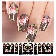 1Pcs The C2 Series Manicure watermark Stickers Decals 20 Convenient Nail Polish