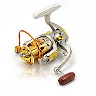 Pyörökelat 5.2:1 10 Kuulalaakerit exchangableMerikalastus / Jäällä kalastus / Virvelöinti / Makean veden kalastus / Muuta / Karpin