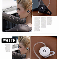 v4.0 אוזניות אוזניות Bluetooth אוזניות סטריאו Bluetooth האלחוטית handfree אוניוורסלי לכל הטלפון סמסונג S6 S5 S4