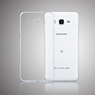 0.3mm Transparent TPU Soft Case for Samsung Galaxy Others Phone Cases