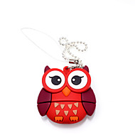 hibou de bande dessinée animale lecteur flash USB 16gb