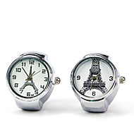 Vintage Style Towl Shape Alloy Hot Sales Ring Watch(2 Color)(1Pc)