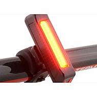 後部バイク光 テールランプ LED - サイクリング 防水 コンパクトデザイン 警告 耐久 その他 100 ルーメン USB サイクリング-RAYPAL