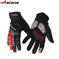 Luva Ciclismo / Moto Mulheres / Homens Dedo Total / Luvas de Inverno / Luvas EsportivasAnti-Derrapagem / Mantenha Quente / Wearproof /