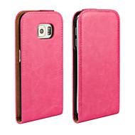 compatibel effen kleur / speciale ontwerp full body gevallen voor Samsung Galaxy s6 rand s6 S5 s5mini S4 s4mini s3 s3mini