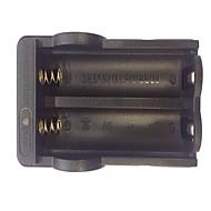 digitális li-ion akkumulátor töltő EU Plug for 2x18650
