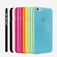 ultradünnen PC-Gehäuse für iphone6 (verschiedene Farben)