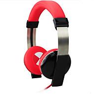 fones de ouvido estéreo com microfone retro para mp3, mp4, computador, telefone móvel kanen 2000 ip-