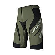 NUCKILY Homens Ciclismo Moto Shorts largos Shorts Primavera / Verão / OutonoImpermeável / Respirável / Resistente Raios Ultravioleta /