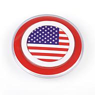 amerikai zászló qi szabvány DC5V töltés pad vezeték nélküli töltő Samsung Galaxy S6 / S6 szélén g9250 g920f