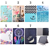 12.9 Inch Three Folding Pattern High Quality PU Leather Case with Hold for iPad Pro(Assorted Colors)