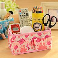 Creative Folding Cosmetic Storage Box