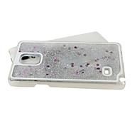 Για Samsung Galaxy Θήκη Ρέον υγρό tok Πίσω Κάλυμμα tok Λάμψη γκλίτερ PC Samsung S5