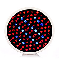 6W E26/E27 LED Grow Lights 106 SMD(86Red+20Blue) 3528 800-850 lm Red Blue AC100-240 AC 85-265 V 1 pcs