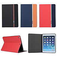 Hit Color Wove About Open Holster with Bracket Card for  ipad air/ipad 5(Assorted Colors)
