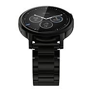 prémium rozsdamentes acél watchband Motorola Moto 360 2. generációs - mens 42mm&46mm