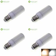 sencart 4 × E27 B22 E14의 G9의 GU10 12w 72 X 5630smd 1200lm 따뜻한 화이트 / 차가운 백색 전구를 주도 (220-240V)
