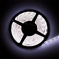 Waterproof  5 m LED 600*3528 SMD DC12V warm white/natural white 50W IP65