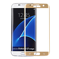 ASLING Screen Protector Tempered Glass for Samsung S7 Edge 0.2mm 3D Full Cover Arc Explosion-proof