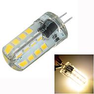1 sztuka Marsing G4 4W 32 SMD 2835 300-400 LM Ciepła biel Do zabudowy Ściemniana / Dekoracyjna Żarówki LED bi-pin DC 12 / AC 12 V