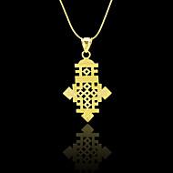 Colgantes Metal Cross Shape Como en la foto 1