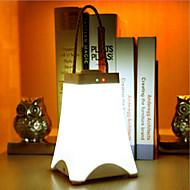 ledede nat lys bærbar hængende lampe genopladelige energibesparende usb hånd lampe nødlys (assorteret farve)