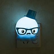 kontrolowane piękne ośmiornicy inteligentne światła awaryjne światła led lampka nocna dla dzieci pokój dekoracji domu (Wybór koloru)