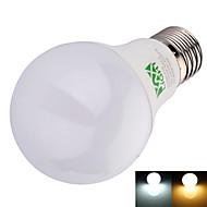 1 pcs YWXLIGHT E26/E27 9W 22 SMD 2835 800 lm Warm White / Cool White LED Globe Bulbs AC 100-240 V